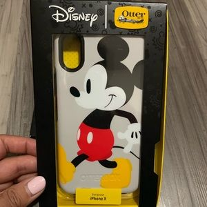 Otterbox iPhone X Mickey Case